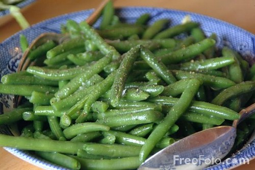 low-calorie green beans recipe picture
