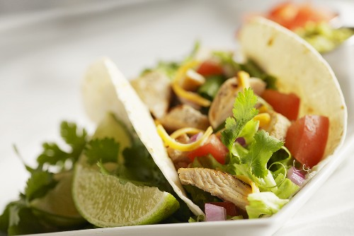 Fish Tacos recipe – 136 calories