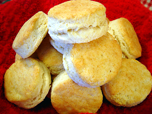 Buttermilk Biscuits recipe – 160 calories