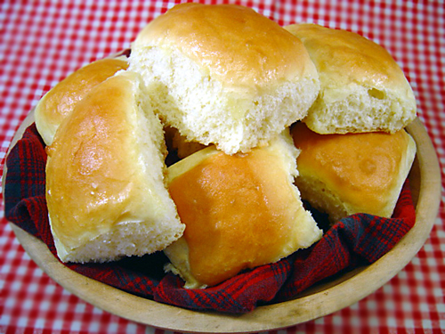 Home Made Hot Rolls recipe – 120 calories