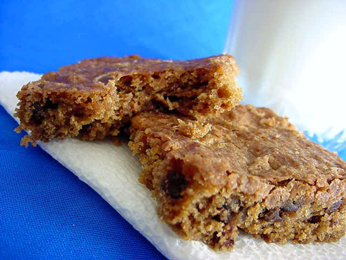 Coffee Squares recipe – 134 calories