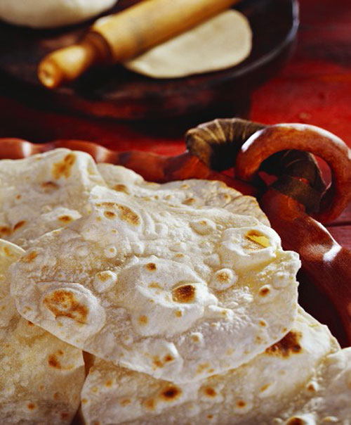 East African Bread (Chapati) recipe – 158 calories