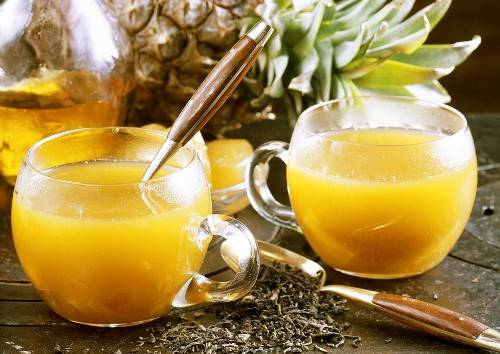 Pineapple Celery Punch recipe – 81 calories