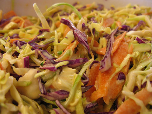 Spicy Chipotle Coleslaw recipe – 110 calories