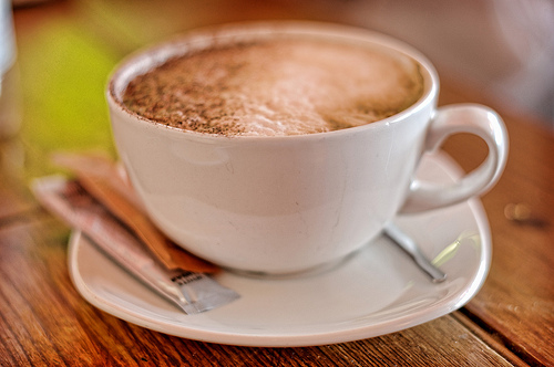 Low Calorie Cappuccino recipe – 60 calories
