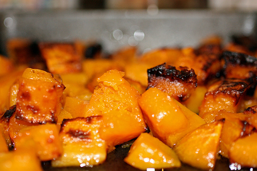 Low Calorie Roasted Butternut Squash recipe – 170 calories