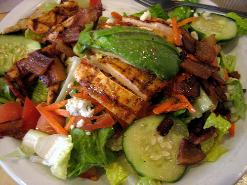 low calorie cobb salad recipe picture