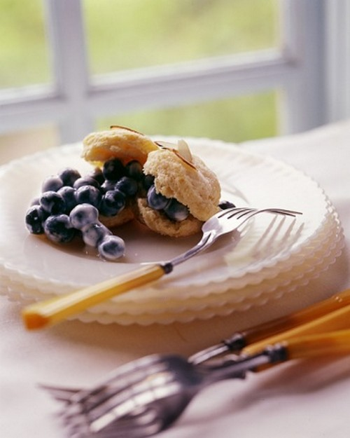 Blueberry Shortcake recipe photo