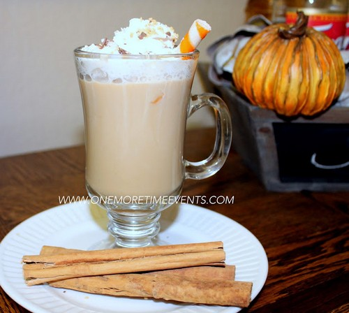 Brown Sugar Cinnamon Low Fat Latte recipe photo
