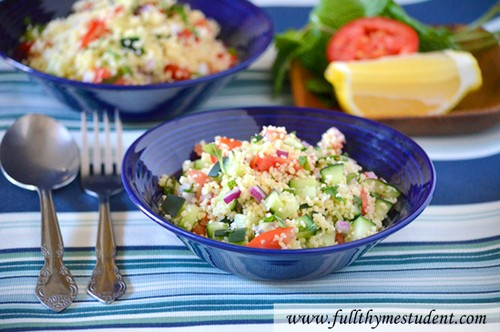 Couscous Salad recipe photo