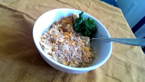 Low Fat & Kid Approved Macaroni and Cheese recipe photo