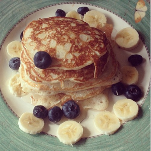 Perfect Low Calorie Pancakes recipe photo